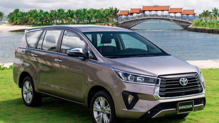 Kijang Innova Facelift Resmi Meluncur, Dibanderol Mulai Rp 337 Juta