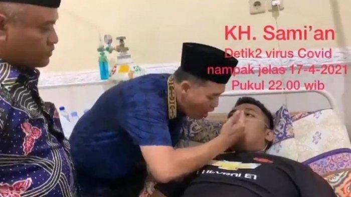 Penyanyi Opick Ungkap Sosok Masudin, Pria yang Viral karena Hirup Napas Pasien Covid-19