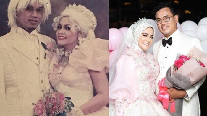 Uya Kuya dan Astrid Gelar Pesta Mewah untuk Rayakan 18 Tahun Pernikahan,Berdandan Ala Pengantin Baru