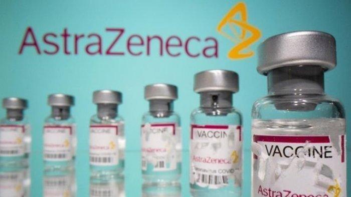 Percepat Vaksinasi Covid-19, Hampir 1 Juta Vaksin AstraZeneca Bantuan Jepang Tiba di Indonesia