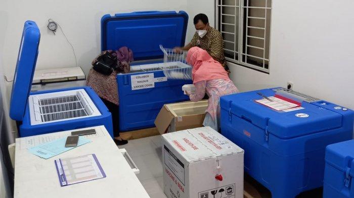 Cegah Vaksin Tak Terpakai, Dinkes Solo Bikin Grup WA Antar Puskesmas & Rumah Sakit, Buat Apa?