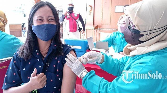 Jadwal Vaksin Solo Hari Ini: Poltekes Negeri Surakarta Siapkan 2000 Dosis Vaksin Sinovac