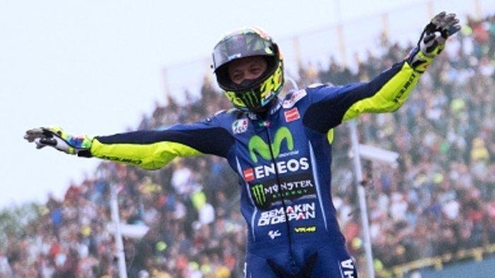 Valentino Rossi Bakal Pindah ke Suzuki Sebelum Pensiun? Ini Jawaban Bos Tim Manajer