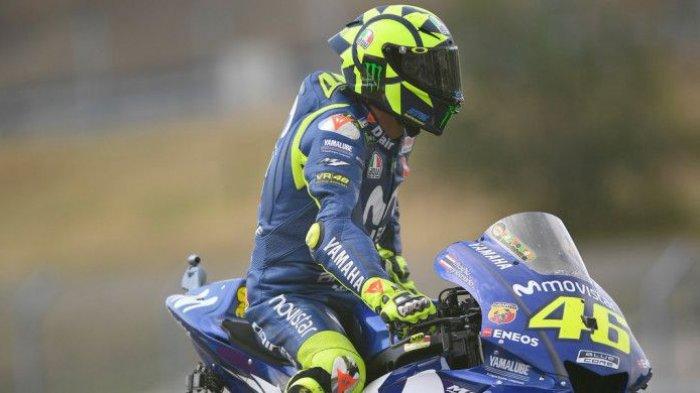 Valentino Rossi Tegaskan akan Bertahan di Movistar Yamaha hingga 2020