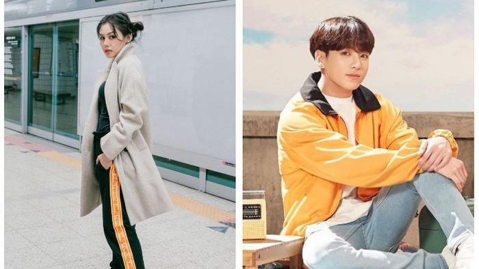 Gara-gara Pakai Jaket Serupa Milik Jungkook BTS, Vanesha Prescilla Jadi Topik Pemberitaan di Korsel