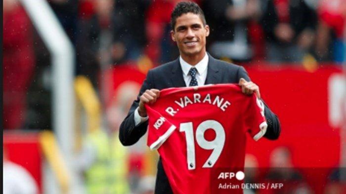 Klop Dengan Harry Maguire di Manchester United ? Varane Singgung Bangun Chemistry Sama Sergio Ramos