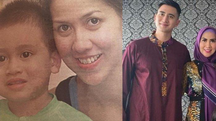 Verrell Bramasta Ulang Tahun ke-25, Sang Ibu Venna Melinda Bagikan Foto Saat Melahirkan Verrell
