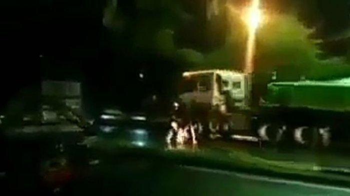 Penjelasan Polisi, soal Video Viral Remaja 'Adang' Truk hingga Tewas : Sopir Terancam Jadi Tersangka