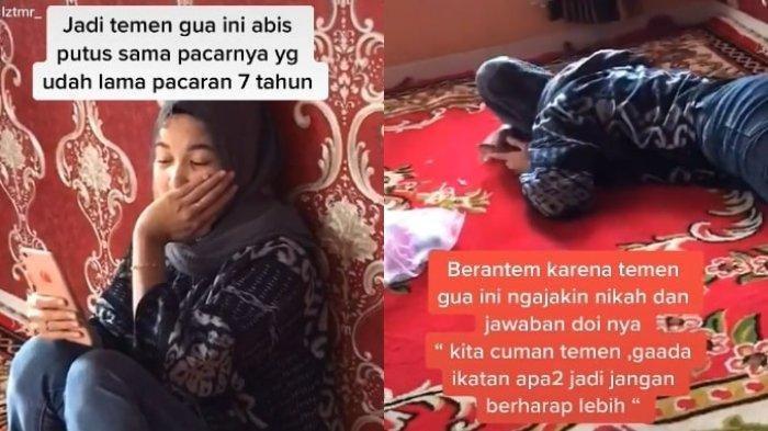 Viral di TikTok: Kisah Wanita Diputusin setelah 7 Tahun Pacaran & Cuma Dianggap Teman, Ini Faktanya