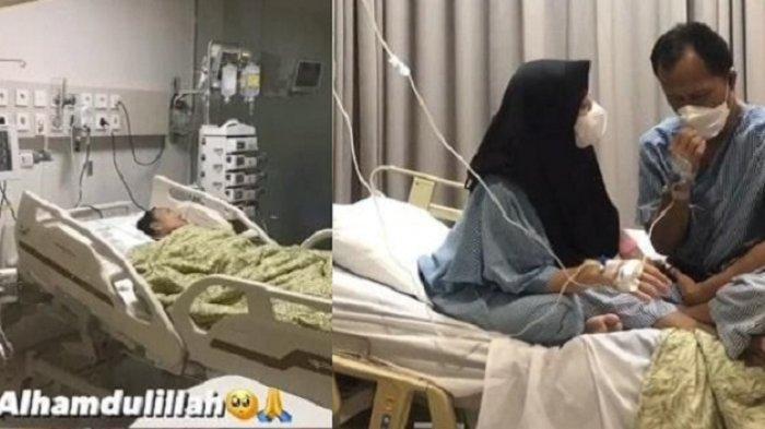 Viral Momen Istri Rela Donorkan Ginjal untuk Suami, Ternyata Begini Kisah Haru di Baliknya