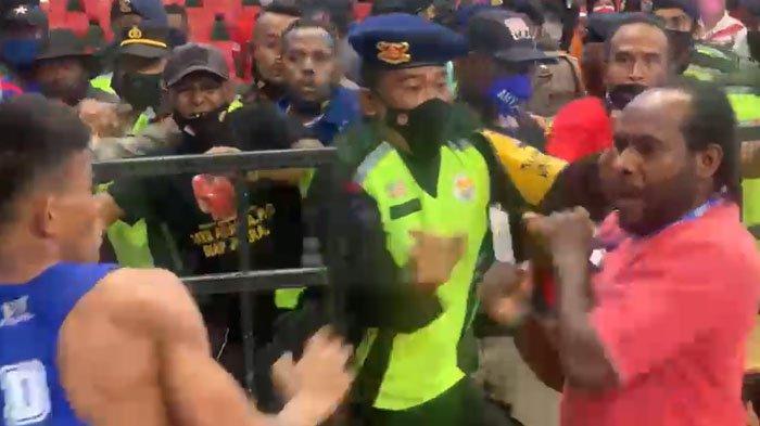 Viral Atlet Tinju PON Papua Dipukuli di Luar Ring : Ulah Atlet DKI Jakarta Banting Pintu Picu Emosi