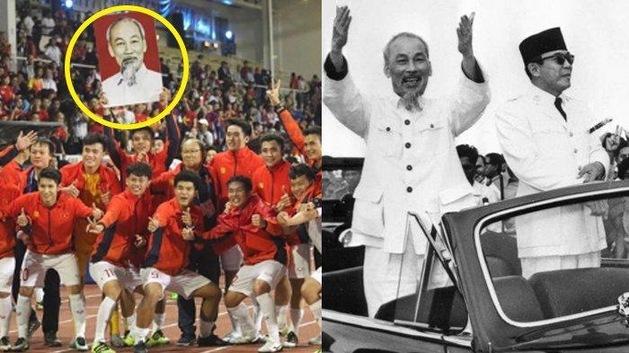 Pemain Vietnam Bawa Foto ini Selepas Kalahkan Timnas Indonesia, Siapa Dia? Ternyata Sahabat Si Bung