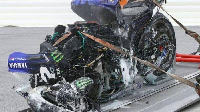 Ternyata Inilah Penyebab Vinales Rem Blong di MotoGP Styria, Abaikan Satu Hal Ini Sebelum Balapan