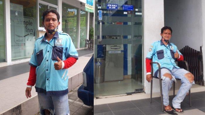 Agus Jukir Tunarungu di Solo Banjir Doa Netizen, Balikin Uang Rp 500Ribu Nasabah ATM yang Tertinggal