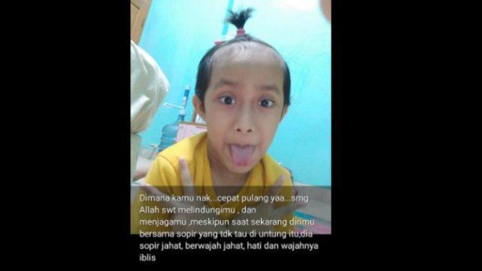Viral Pesan Berantai di WA, Anak Dokter di Colomadu Diduga Diculik, Ini Kronologi Versi Keluarga
