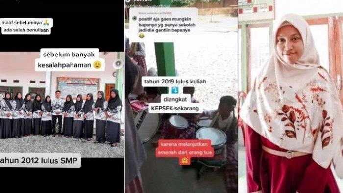Viral Kisah Wanita Usia 23 Tahun Sudah jadi Kepala Sekolah SD, Ungkap Proses yang Ia Lalui