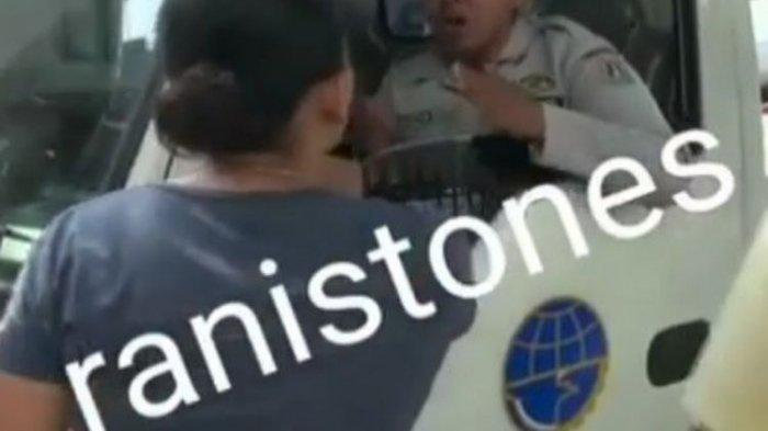 Viral Video Wanita di Jakarta Marah-marah saat Motornya Diangkut Petugas, Begini Penjelasan Dishub