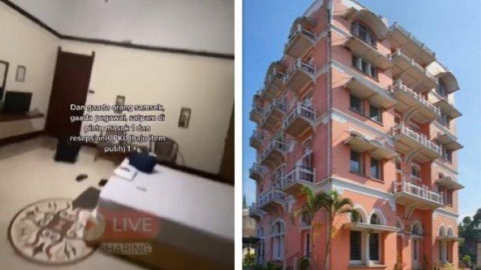 Viral Cerita Horor di Hotel Niagara Malang, Manajemen Klarifikasi dan Beberkan Fakta Sebenarnya