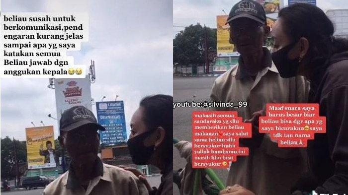 Viral Kakek Penarik Becak Sering Ditolak Penumpang karena Punya Keterbatasan, Begini Kisahnya