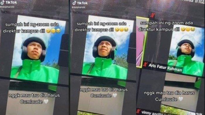 Viral Cerita Driver Ojol Kuliah Online Sambil Antar Pesanan, Ungkap Reaksi Tak Terduga Dosen