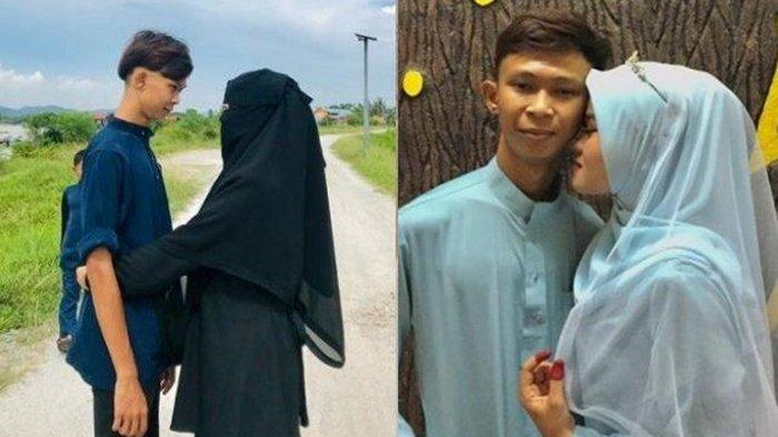 Viral Kisah Gadis 17 Tahun Diperistri Cowok 19 Tahun, Ungkap Alasan Nikah Muda: Hindari Fitnah