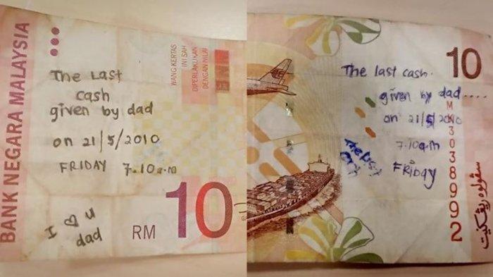 Viral, Wanita Ini Bisa Temukan Pemilik Selembar Uang Kertas yang Ia Temukan, Bagaimana Caranya?