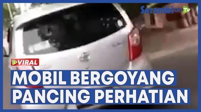 Sederet Fakta Video Mobil Goyang di Semarang, Mobil Ada Stiker Fakultas Kedokteran Kampus Ternama