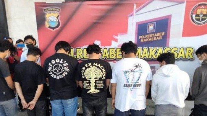 Geger Video Tarung Bebas di Makassar, Memperebutkan Hadiah Rp 150 Ribu, Penonton Bayar Rp 10 Ribu