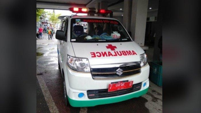 Polisi Buru Pengemudi Mobil Kijang yang Halangi Ambulans di Garut hingga Akibatkan Pasien Meninggal