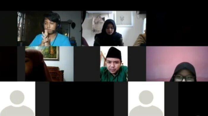 Viral Mahasiswa Tiba-tiba Menghilang saat Kuliah Online, Ternyata Begini Pengakuan Pengunggah Video