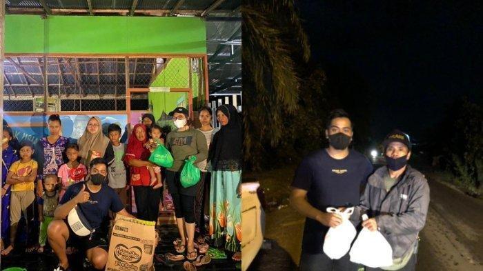 Kisah Pria Asal Solo Terjun Langsung Serahkan Bansos Banjir di Kalsel, Ceritakan Kondisi di Lokasi