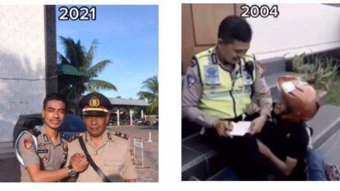 Viral Video Remaja Nangis Kena Tilang Hingga Jadi Polisi, Ternyata Begini Fakta Sebenarnya