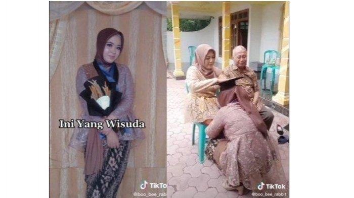 Viral Perayaan Wisuda Digelar Seperti Acara Pernikahan, Ternyata Begini Kejadian Sebenarnya