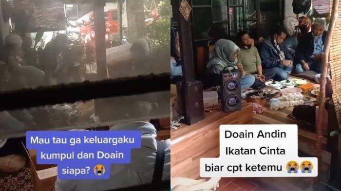 Fenomena Ikatan Cinta, Keluarga di Bandung Ini Sampai Gelar Doa Bersama Agar Andin Cepat Ketemu