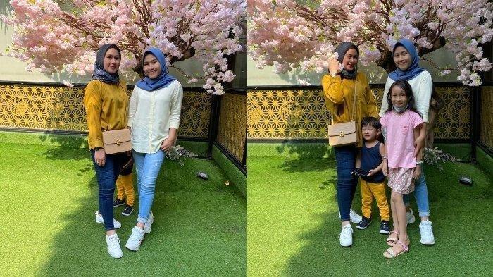 Viral Ibu dan Anak Kerap Disangka Kakak Beradik, Ternyata Keduanya Hanya Selisih Usia 15 Tahun
