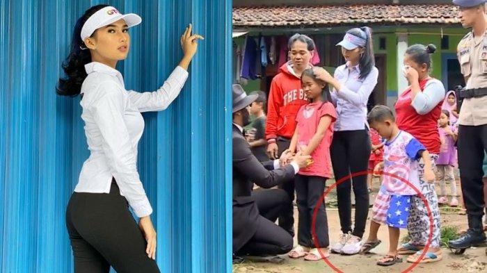 Videonya Injak Kaki Anak Kecil saat Syuting 'Uang Kaget' Viral, Ini Pengakuan Soraya Rasyid