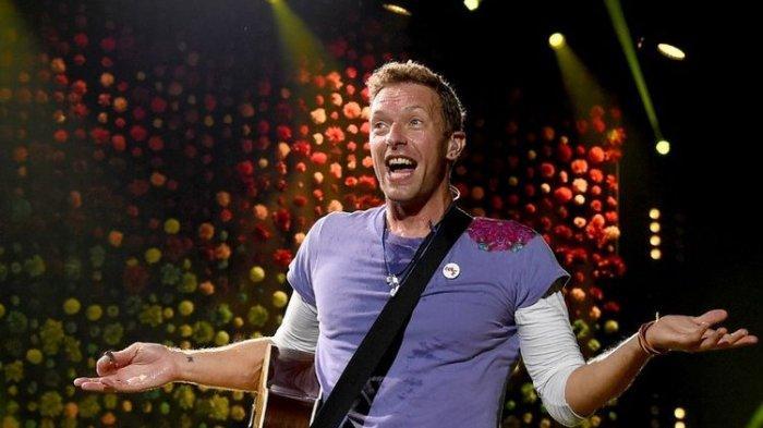 Chris Martin Beberkan Alasan Coldplay Kolaborasi dengan BTS, Rela ke Korea Demi Singel'My Universe'