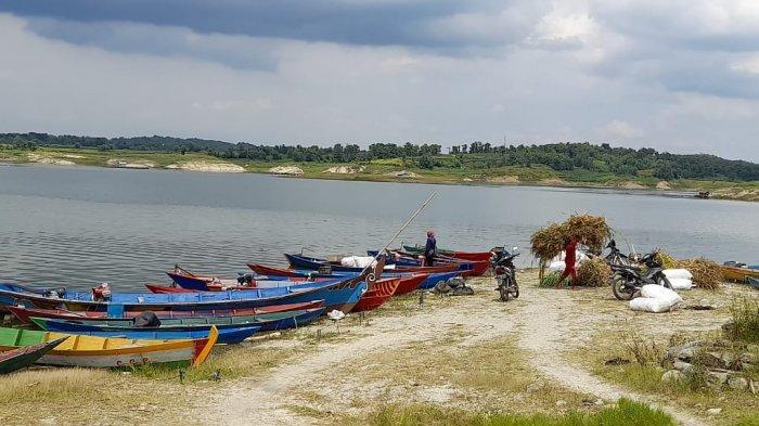 Nestapa Nelayan di Waduk Kedung Ombo, Biasanya Bisa Bawa Pulang 10 Kg Ikan Sehari, Kini Tak Menentu