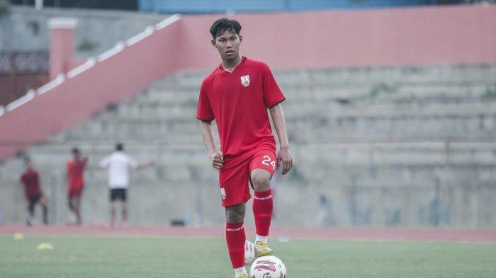 Lari Manis ! Giliran 3 Rookie Persis Solo Ini Coba Pikat Shin Tae-yong di TC Timnas Indonesia U-18