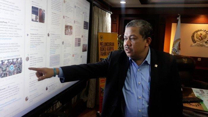 Fahri Hamzah Kumpulkan Calon Kader dan Pengurus Partai Gelora Di Konsolidasi Pertama