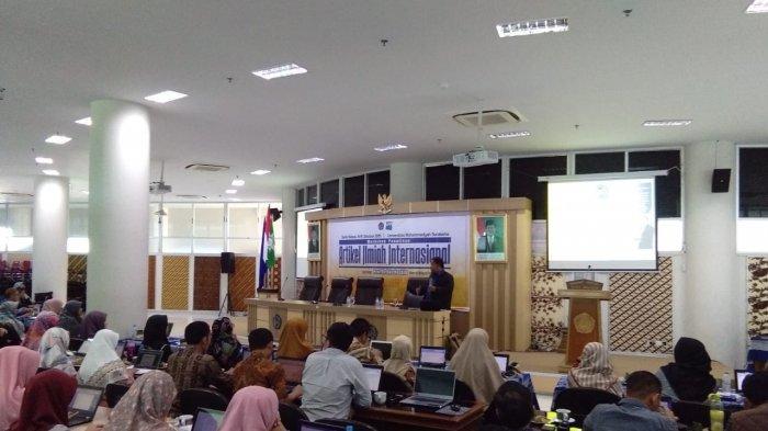 UMS Siap Kirim Jurnal Internasional dan Dosen ke Malaysia Untuk Kejar World Class University