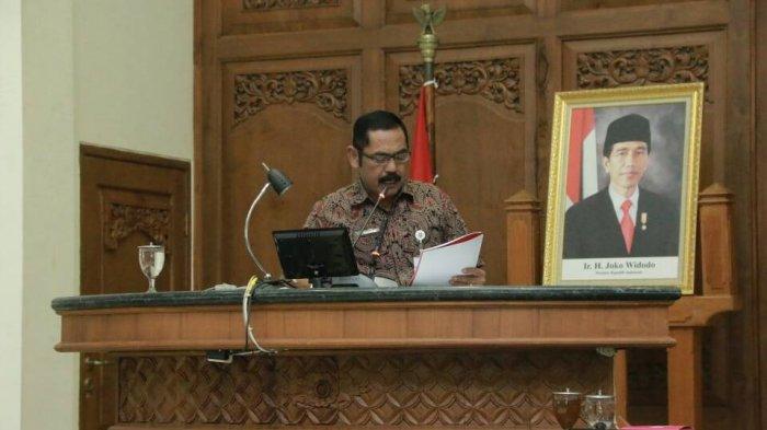Wali Kota Solo Sampaikan Pertanggungjawaban Pelaksanaan APBD 2016 ke DPRD