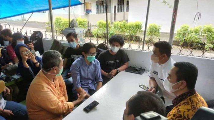 Buntut Jurnalis Protes Wali Kota Medan, Bobby Nasution: Semua Kerja Pemerintah Butuh Dikoreksi