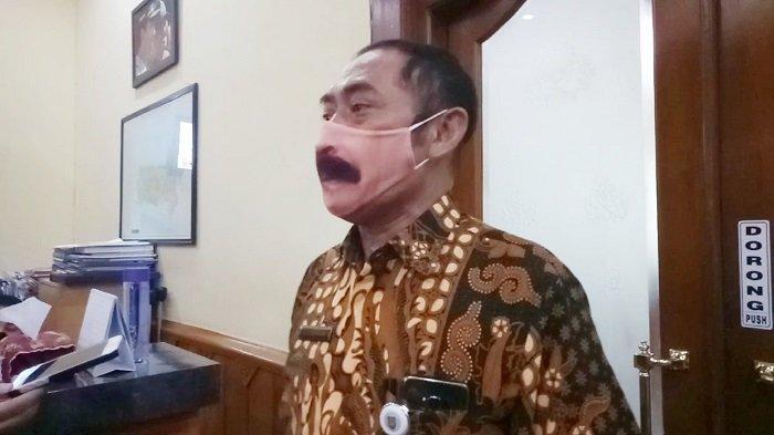 Presiden Jokowi Minta Pemkab Sediakan Masker Gratis, FX Rudy : Kita Sudah Melakukan Sejak Maret 2020