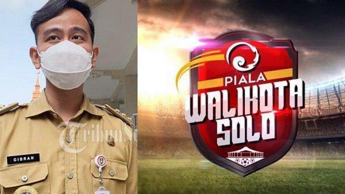 Update Piala Wali Kota Solo yang Sempat Ditunda, Gibran : Persiapan Jelang Kick-off Sudah 100 Persen