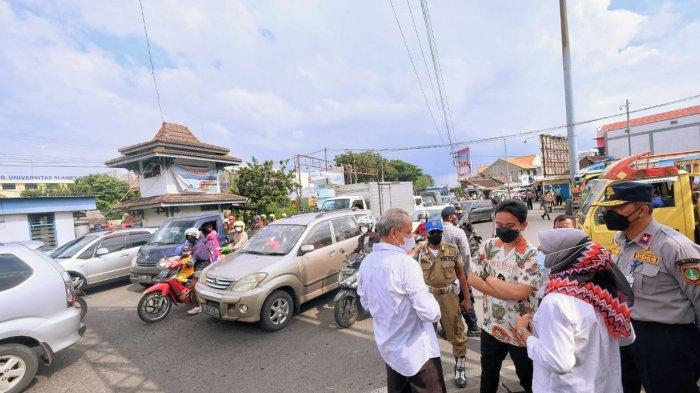 Alasan Kenapa Pemkot Solo Pilih Rel Layang Dibandingkan Flyover Atasi Macet di Palang Joglo Solo