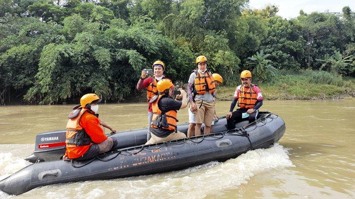 Disulap Jadi Objek Wisata, Bantaran Sungai Bengawan Solo Bakal Dilengkapi Outbound Sampai Perahu
