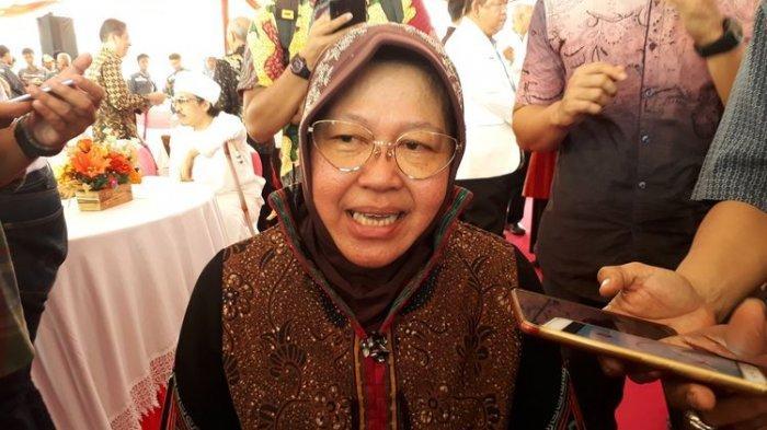 Viral Kasus Ujaran Kebencian Terhadap Wali Kota Surabaya Tri Rismaharini Pelaku Ditangkap Di Jabar Halaman All Tribun Solo