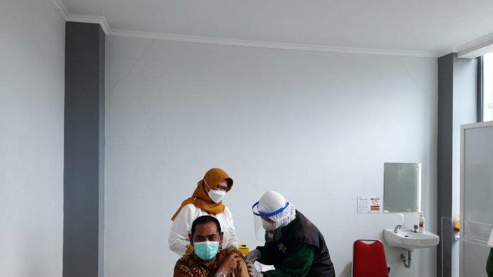 Testimoni Walikota Solo FX Hadi Rudyatmo Jalani Vaksinasi Covid-19 : Bangun Tidur Tetep Sama