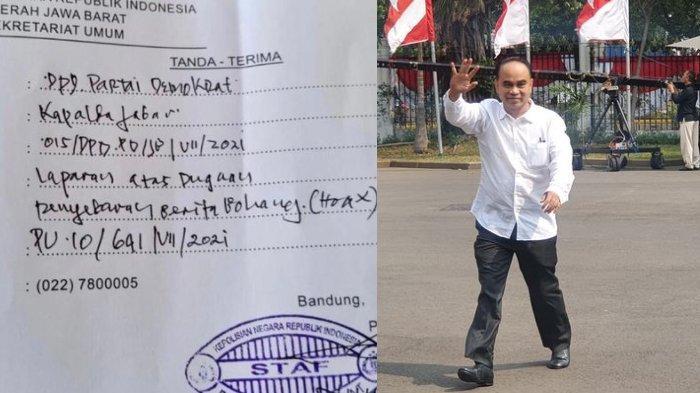 Sosok Wamendes Arie Budi Setiadi yang Dilaporkan Polisi : Dari Mahasiswa Aktivis Jadi Pro Jokowi